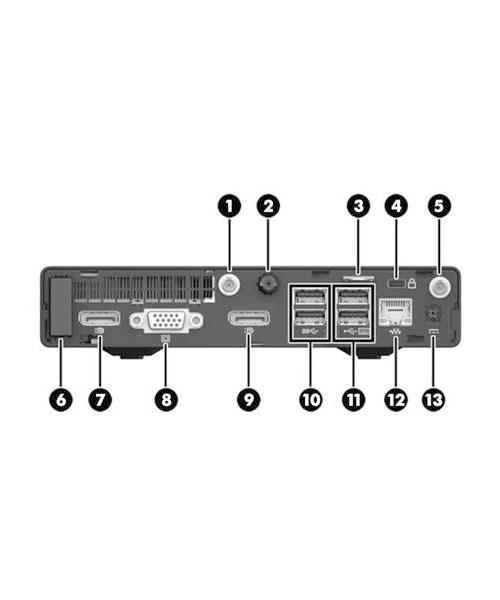 CPU HP MP9